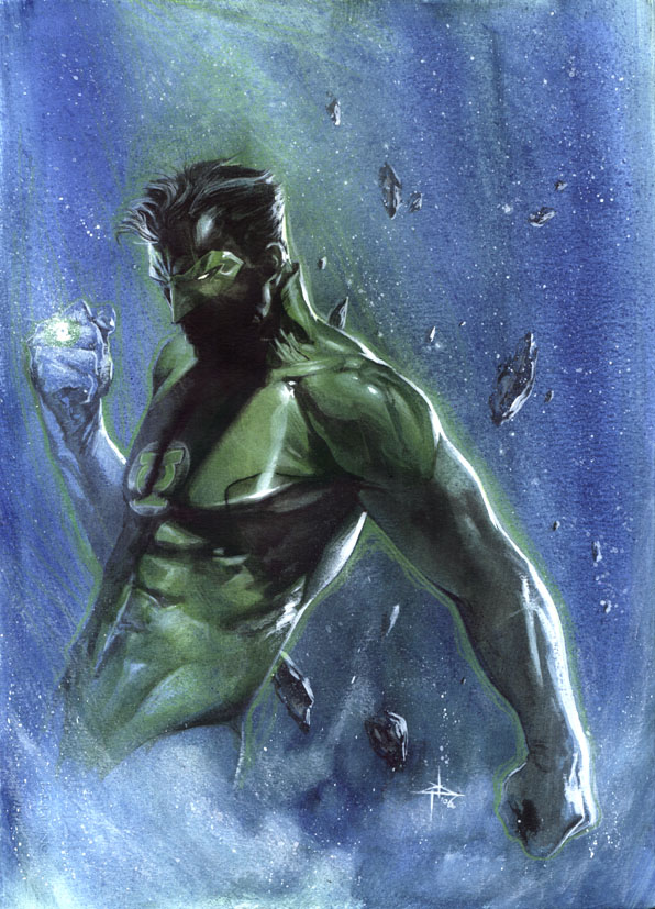 Green Lantern - Comic Art Community GALLERY OF COMIC ART