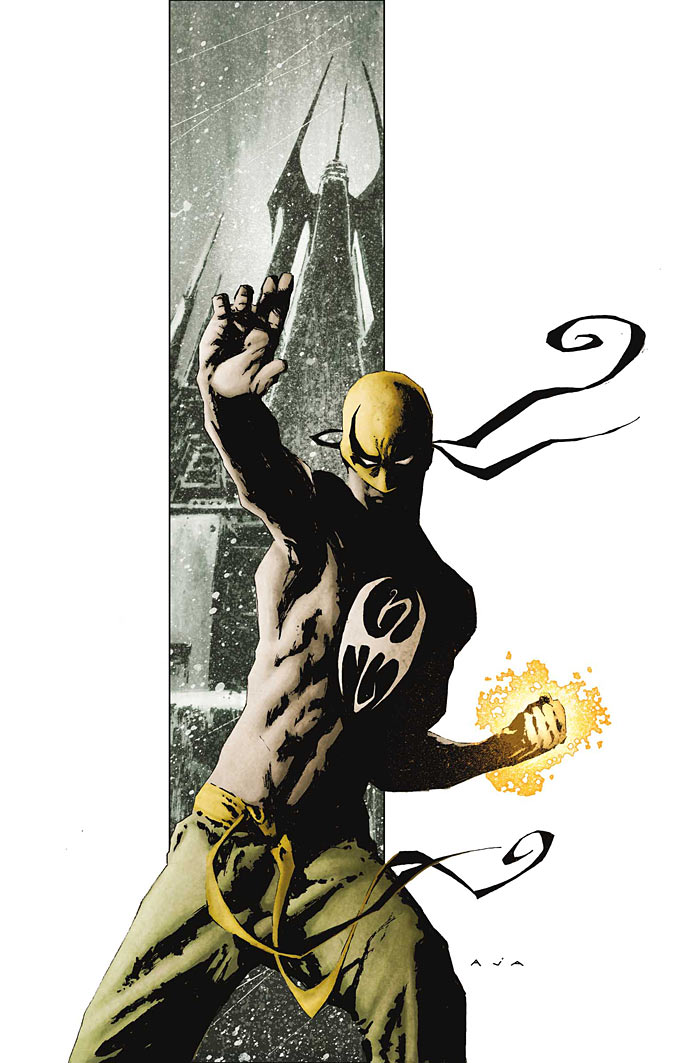 Remarkable phrase the immortal iron fist 23 your