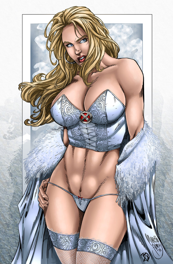 Erotic xmen art
