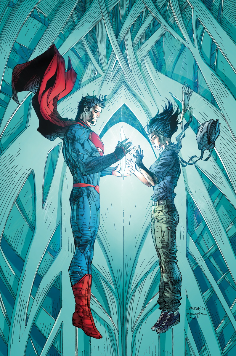 superman unchained 5 comic art community gallery of