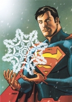 DC-Earth  DC_Comics_Christmas_Card_2013