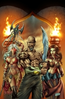 Grimm Fairy Tales/Sinbad Special Edition Part 3 of 3A