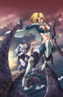 Grimm Fairy Tales: Myths & Legends Issue #10