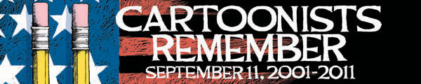 Cartoonists Remember 9-11