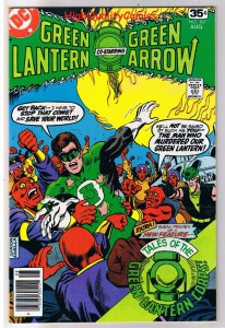 Green Lantern/Green Arrow #107