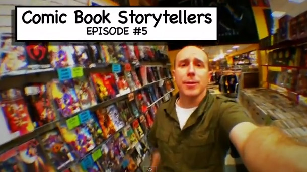 Comic Book Storytellers #5
