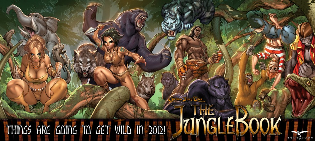 Jungle Book - Zenescope Entertainment