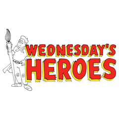 Wednesday's Heroes Welcomes Brian Level