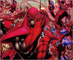 Red Lantern Corps 2