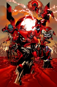 Red Lantern Corps 3