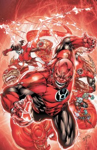 Red Lantern Corps 4