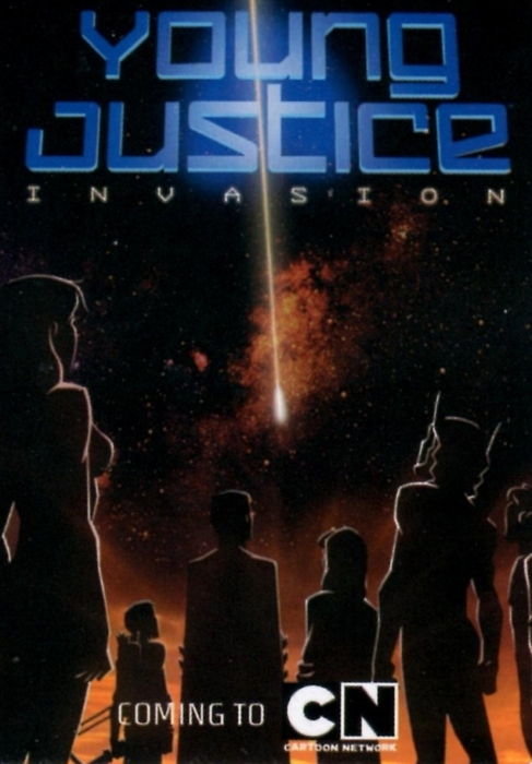 Young Justice: We Want You!