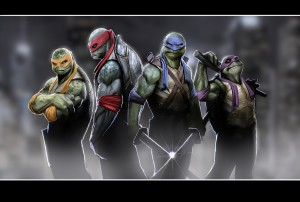Ninja Turtles by Stjepan eji