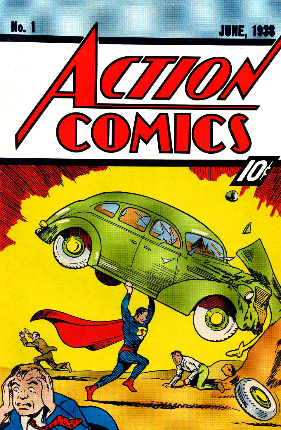 a look into superhero genre during 1930s He's the first of the superheroes, a genre that's grown into a modern mass-media   deeply rooted in the psyche of working america [in the early 1930s]  but  superman couldn't quite seem to shake his stodgy reputation.