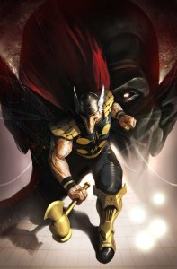 Korbinite Beta Ray Bill