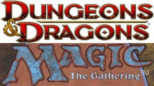 Dungeons and Dragons - Magic The Gathering