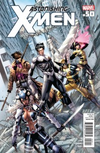 Astonishing X-Men 50 Cover