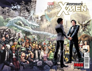 Astonishing X-Men 51 Cover