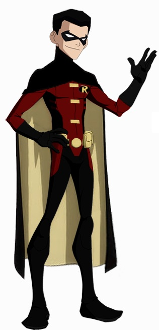 Robin Robin The Boy Wonder Young Justice