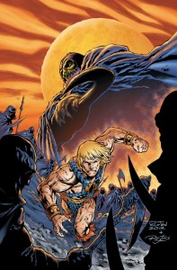 Masters of the Universe #2 by Philip Tan and Ruy Jose