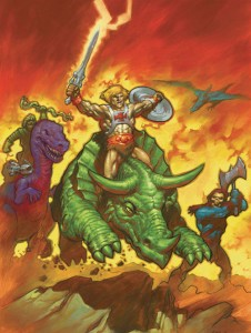 Masters of the Universe by Eric Powell