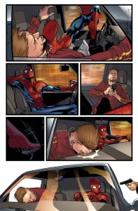 Spider-Men #1 preview