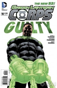Green Lantern Corps 10
