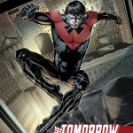 Nightwing Preview 1 - Borges