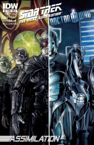 Star Trek: The Next Generation/Doctor Who: Assimilation2 #2