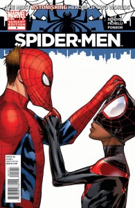 Spider-Men #2 Pichelli Variant