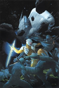 X-O Manowar #1