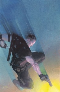 BLOODSHOT #3 Cover by ESAD RIBIC