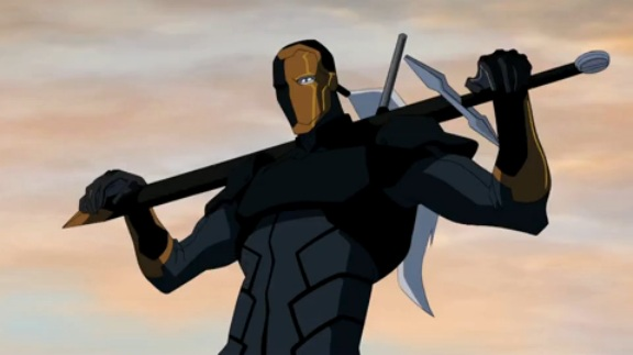 deathstroke young justice - photo #5