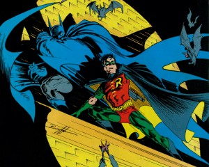 Breyfogle Batman and Robin
