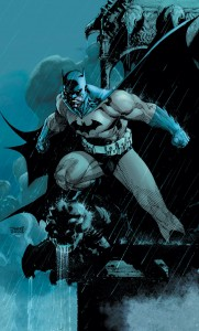 Jim Lee Batman
