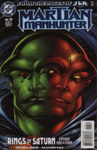 Martian Manhunter #13