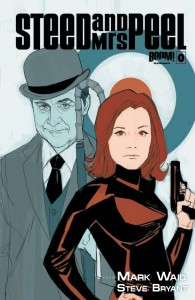 Steed and Mrs. Peel #0 Cover by Phil Noto