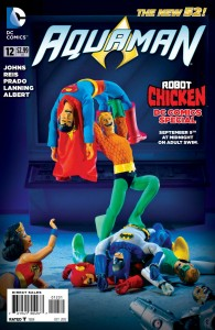 Aquaman Robot Chicken variant