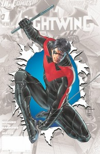 NIGHTWING 0 Cover
