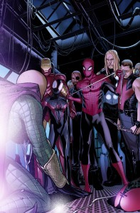 Spider Men #5 Preview 1