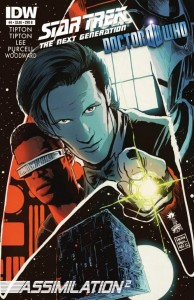 STAR TREK: THE NEXT GENERATION/DOCTOR WHO: ASSIMILATION2 #4