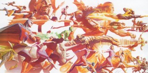 Hanna-Barbera by Alex Ross