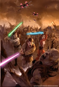 Battle of the Jedi Praxeum