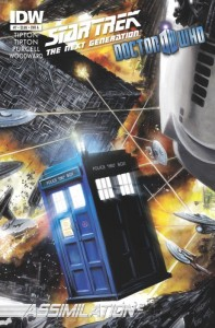 STAR TREK: THE NEXT GENERATION/DOCTOR WHO ASSIMILATION2 #7