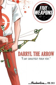 Darryl the Arrow