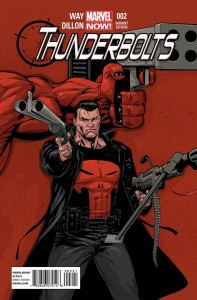 Thunderbolts #2 Variant