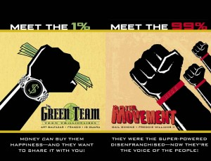 Green Team and the Movement