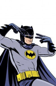 Batman by Allred