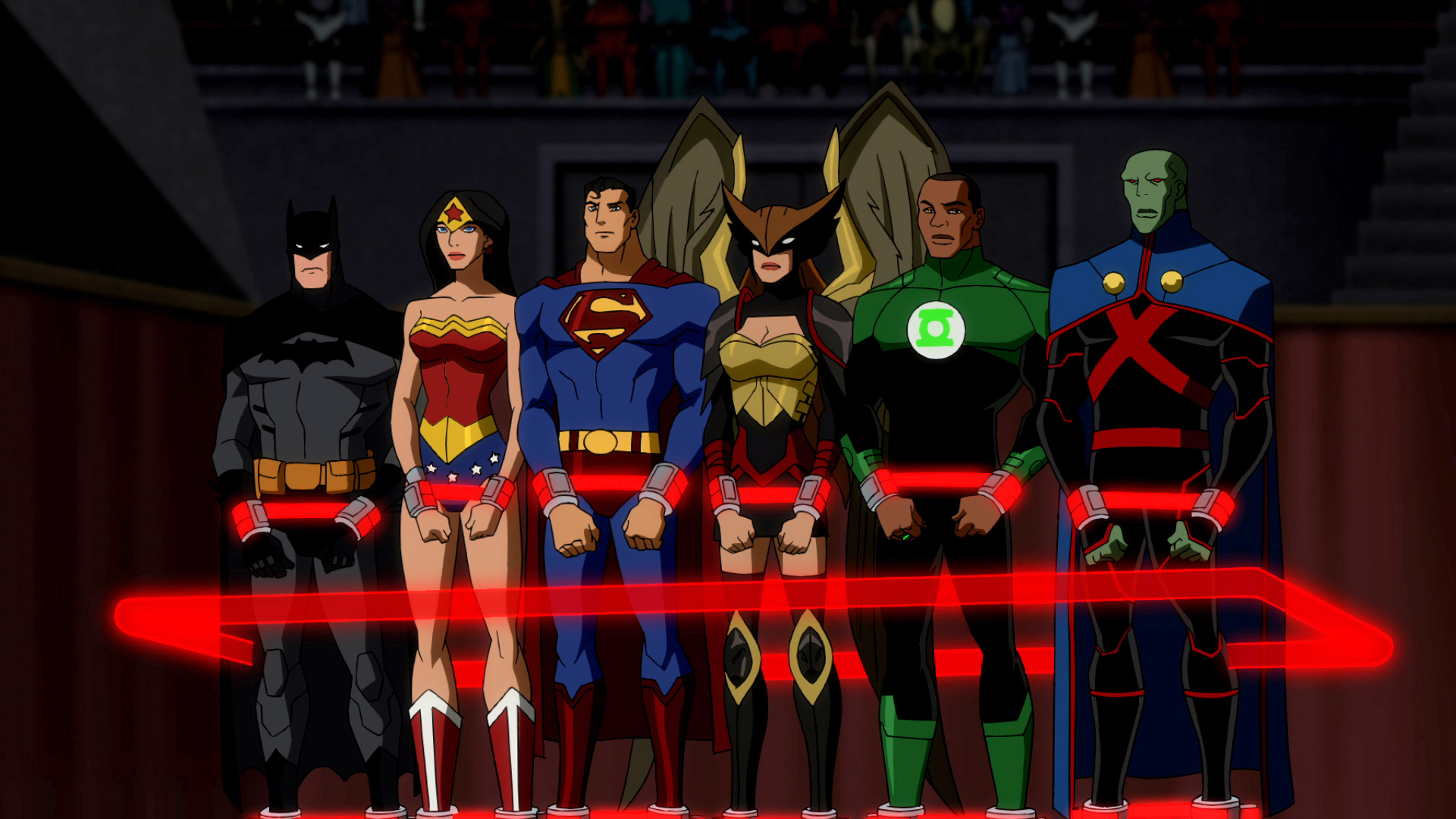 Young Justice: In Memoriam