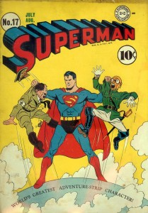 Superman vs Hitler and Tojo